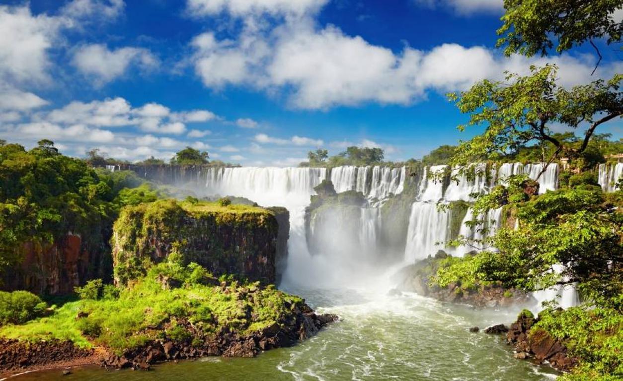 Cataratas do Iguaçu-